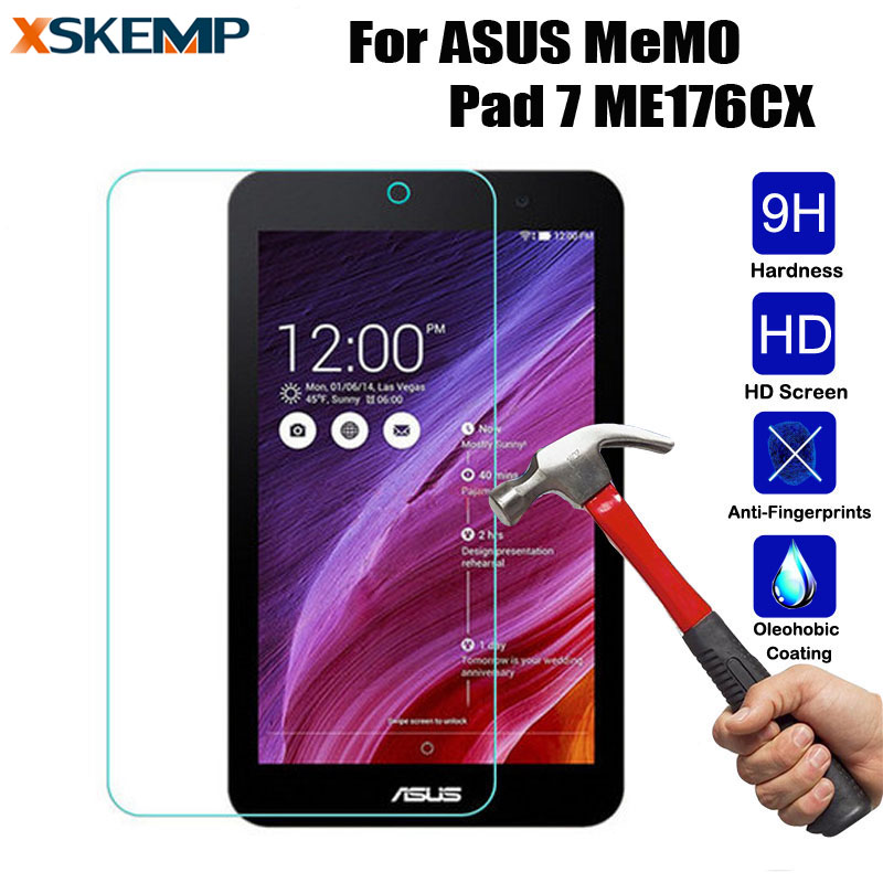 Anti-Explosion Tempered Glass LCD Screen Protector For ASUS ZenPad Tablet Model