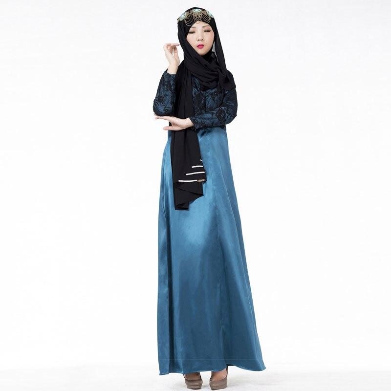 9b72e601ec Galeria de vestido abaya muçulmano por Atacado - Compre Lotes de vestido  abaya muçulmano a Preços Baixos em Aliexpress.com
