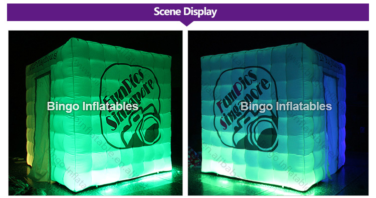 BG-T0014-Inflatable-Square photo kiosks-bingoinflatables_02