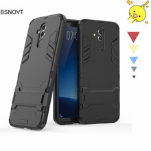 For Huawei Mate 20 Lite Case Armor Bumper Anti-knock Phone Cover Funda 6.3
