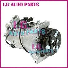цена на Auto A/C AC Compressor For Volvo S60 V60 XC60 T5 2.5L Gas 31332386 313005833 36001712 36011355