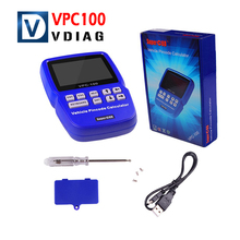 2016 VPC-100 Pin Code Calculator Hand-Held Vehicle PinCode Calculator with 500 Tokens Life Time Free Update VPC100 Calculator