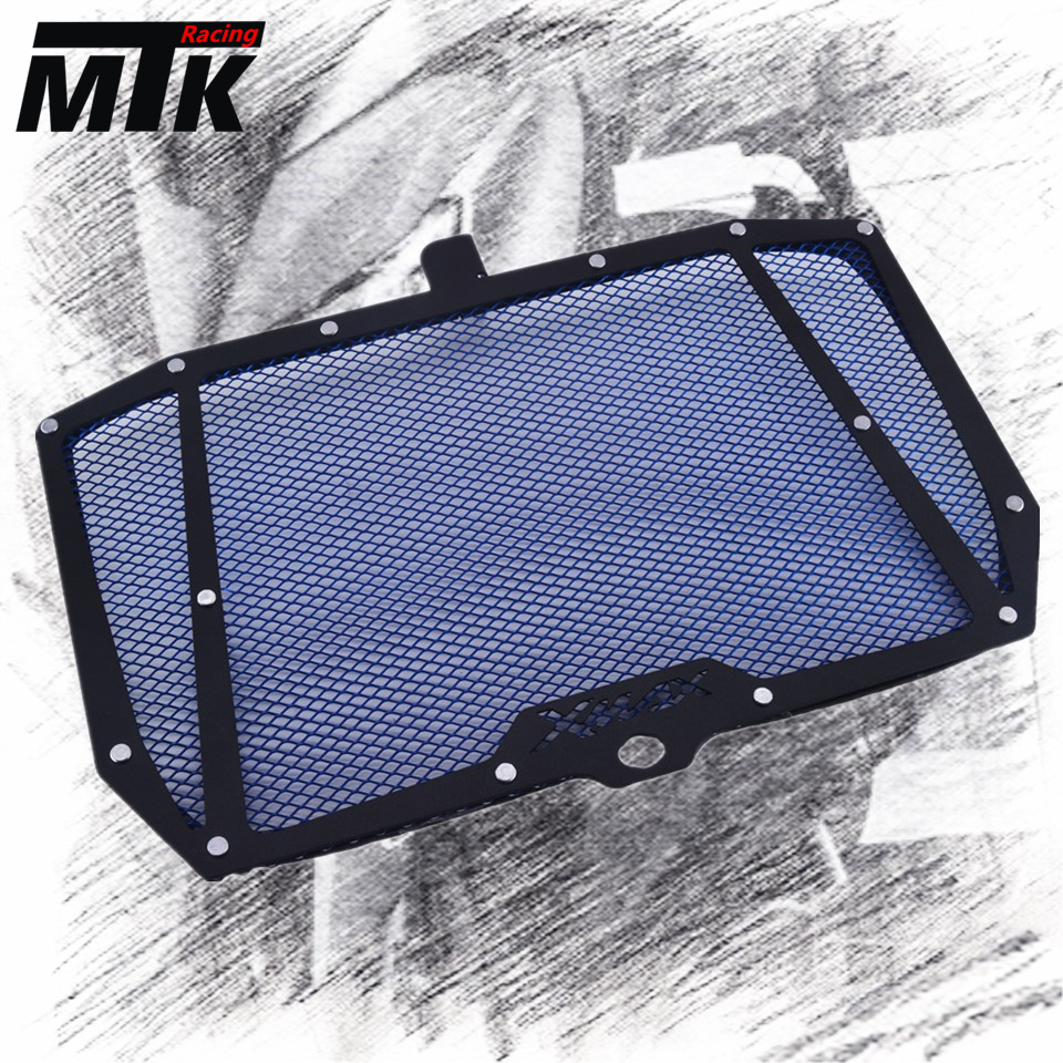 MTKRACING For YAMAHA XMAX 300 2017-2018 Motorcycle Accessories Radiator Grille Guard Cover Protector tank arashi motorcycle radiator grille protective cover grill guard protector for 2008 2009 2010 2011 honda cbr1000rr cbr 1000 rr