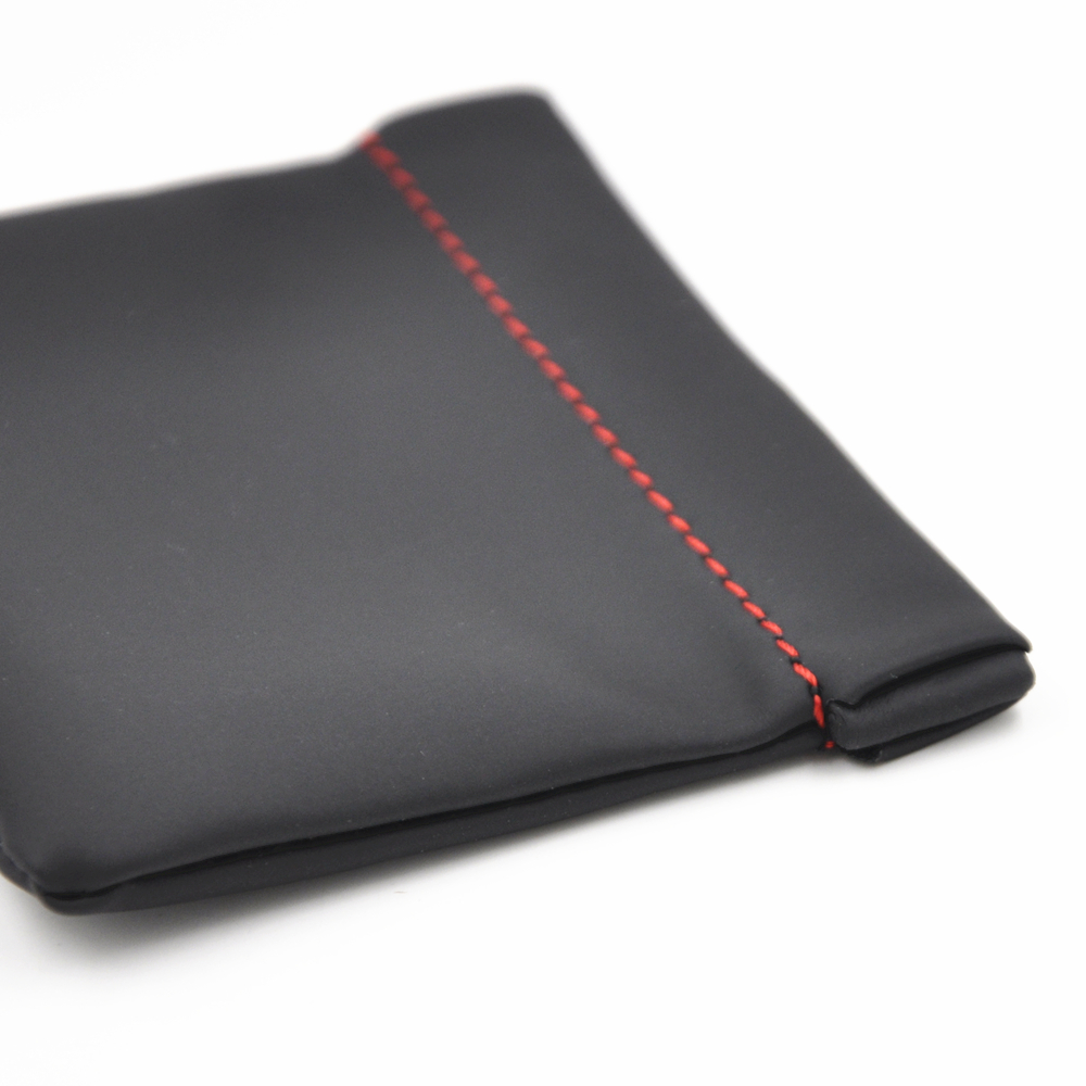 AK 2016 New Senfer Earphone Case Accessories Bag PU Leathere Portable Storage Bag For Headphone Accessories image
