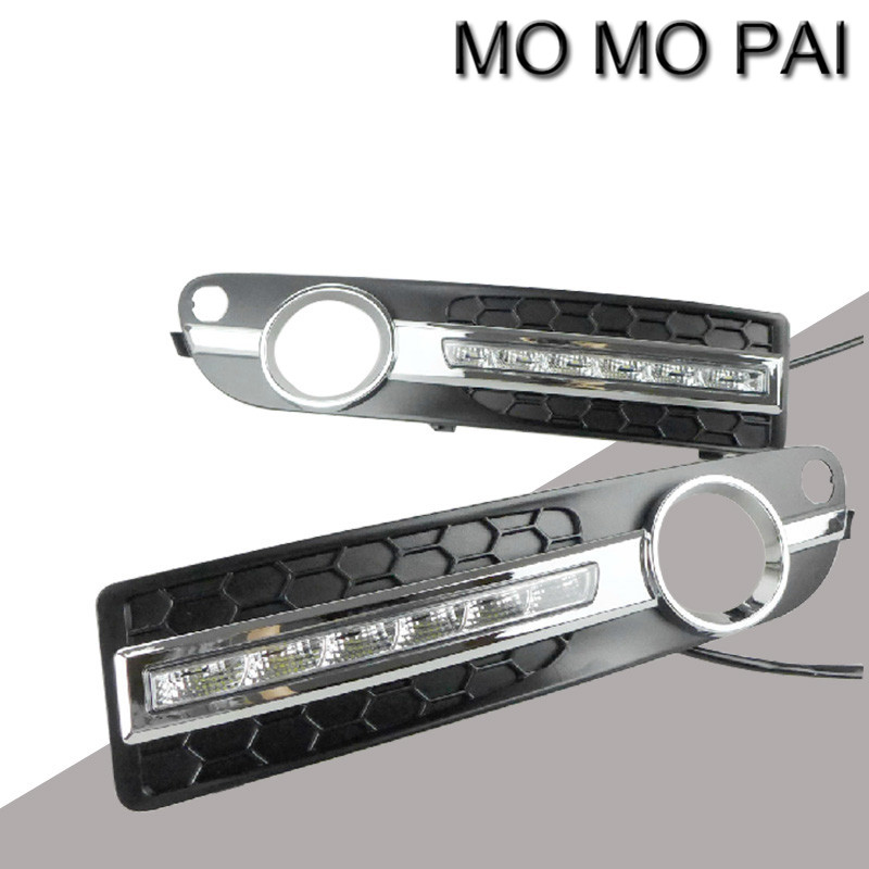 Car styling 2x  LED DRL Daytime Running Light FIT FOR Volvo S80 Luxury 2009-2012 инвентарь для сада