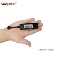 Mini China GPS Tracker Vehicle Tracking Device Car Motorcycle GSM Locator Remote Control With Real Time