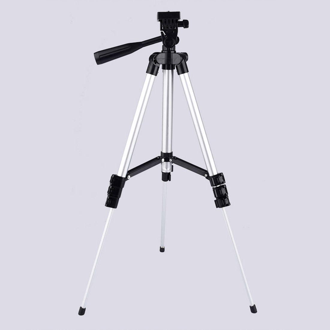 HONGDAK Brand New Professional High Quality Durable Camera Tripod Stand Holder Four Aluminum Tube Portable Tripod Carry Bag