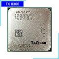Процессор AMD FX серии 8300 FX FX8300 3,3 ГГц, Восьмиядерный процессор FD8300WMW8KHK Socket AM3 +