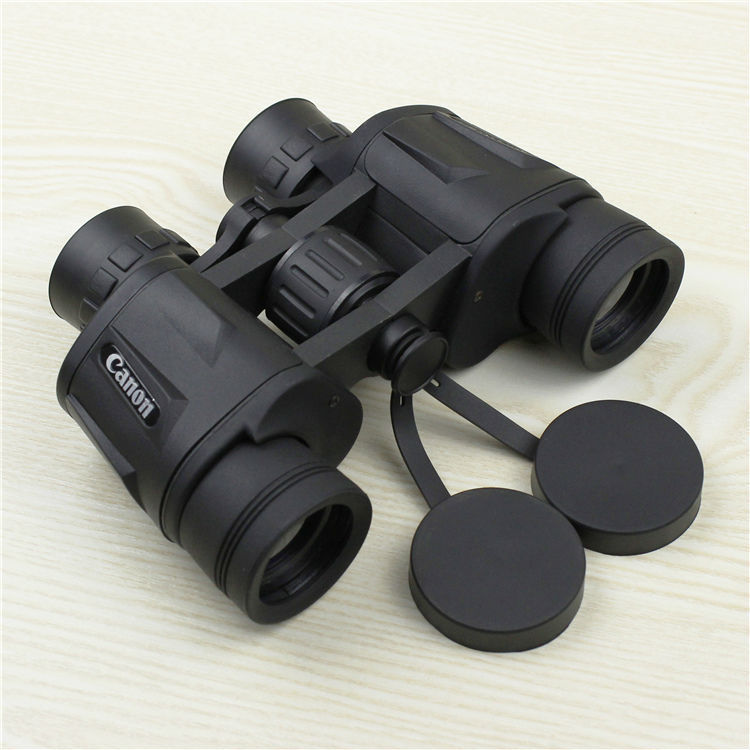 Free Shipping 2015 Canon 8x40 high power zoom binoculars telescope Profission outdoot hunting font b night
