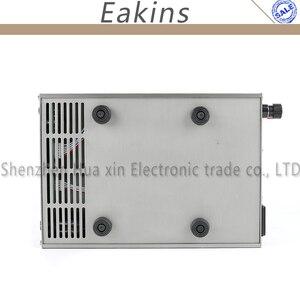 Image 5 - Fuente de alimentación Digital ajustable compacta de alta eficiencia DC 32V 32A OVP/OCP/OTP fuente de alimentación de laboratorio + juego de conector DC de CPS 3232