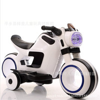 New Pattern Children Motor driven Motorcycle Tuba Men And Women Child Tricycle Baby Double Drive Motor driven Super Can Sit