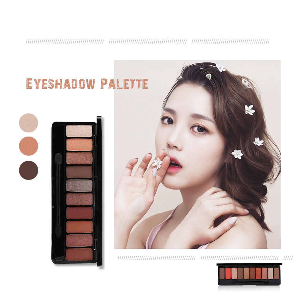 New 2018 Professional 35 Colors Cosmetic Powder Eyeshadow Palette Makeup Set Matt Available Eyeshadow Beauty Profit Small Beauty Essentials