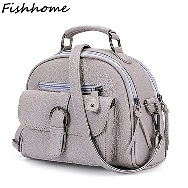 High Quality Women Handbags Designer Brand Shell Bag Women Messenger Bags Fashio