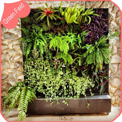 Free Shipping Outdoor Vertical Garden Hanging Planter For Wall Great For  Herbs Indoor/Outdoor