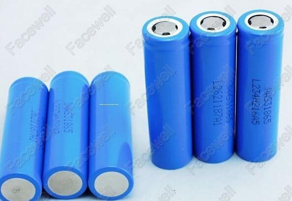 8 шт./лот 18650 S3 батареи оригинальный das31865 18650 2200 мАч 3.7 В батареи Lap Топ 2200 мАч ячейка/18650 2200 ICR18650