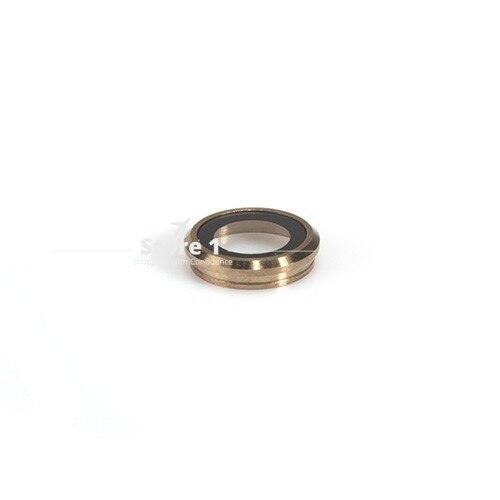 100% оригинал для Apple iPhone 6 объектив камеры; сапфировое стекло задней камеры с рамкой для iPhone 6 4,7 дюйма