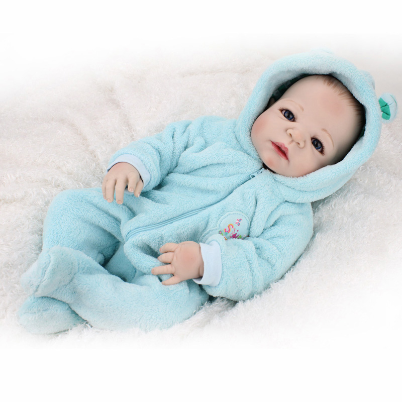 55cm Reborn Baby Dolls Sleeping Dolls Lifelike Reborn Babies Fashion Dolls For Girl Toys Christmas Gifts For Adults Family Toys
