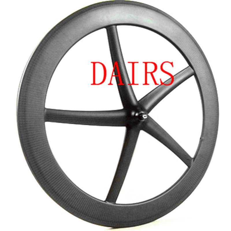 carbon <font><b>wheels</b></font> road <font><b>5</b></font> <font><b>spokes</b></font> <font><b>wheel</b></font> clincher/tubular <font><b>spokes</b></font> <font><b>wheels</b></font> track <font><b>5</b></font> <font><b>spokes</b></font> wheelset Fixed gear <font><b>spokes</b></font> wheelset image