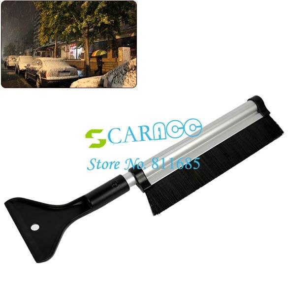 New Hot Car Snow brush Retractable snow Brush / ice Scraper / Ice Shovel Scraper / Auto Clean Tool 8383