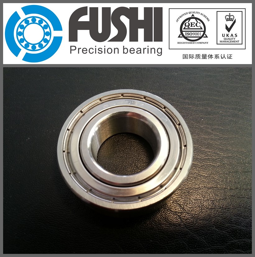 S6307ZZ ABEC 1 35x80x21 Stainless Steel Ball Bearing 6307ZZ SS S6307Z