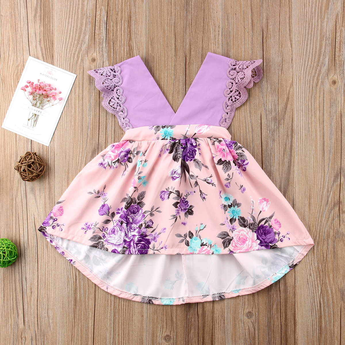 8e45ce23b7a Family Matching Outfits Toddelr Kids Baby Girls Sister Matching Floral  Jumpsuit Romper Dress Outfits Set-in Matching Family Outfits from Mother    Kids on ...