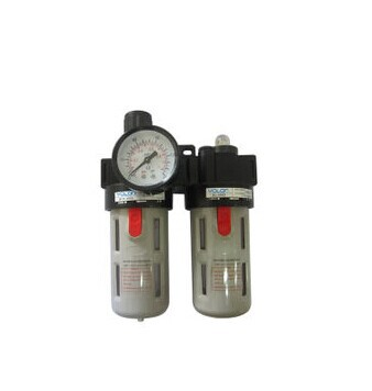 SMC Pneumatic components Triple ER Lian Gas source  With pressure gauge BFC3000 japan smc original genuine source of gas source processor ad402 04 end of the automatic drain water separator