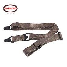 Camouflage Portable military tactical hunting MS 3 Gun sling lanyard and Gun Accessories Rifle gun Sling цены онлайн