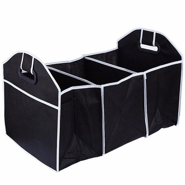 New Car Trunk Organizer Toys Storage Container Automobile Rear Racks