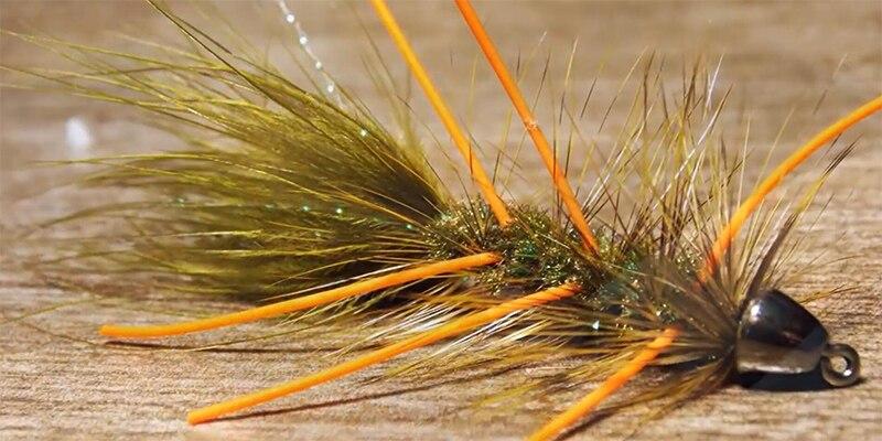 woolly bugger tingido penas materiais bonefish mosca