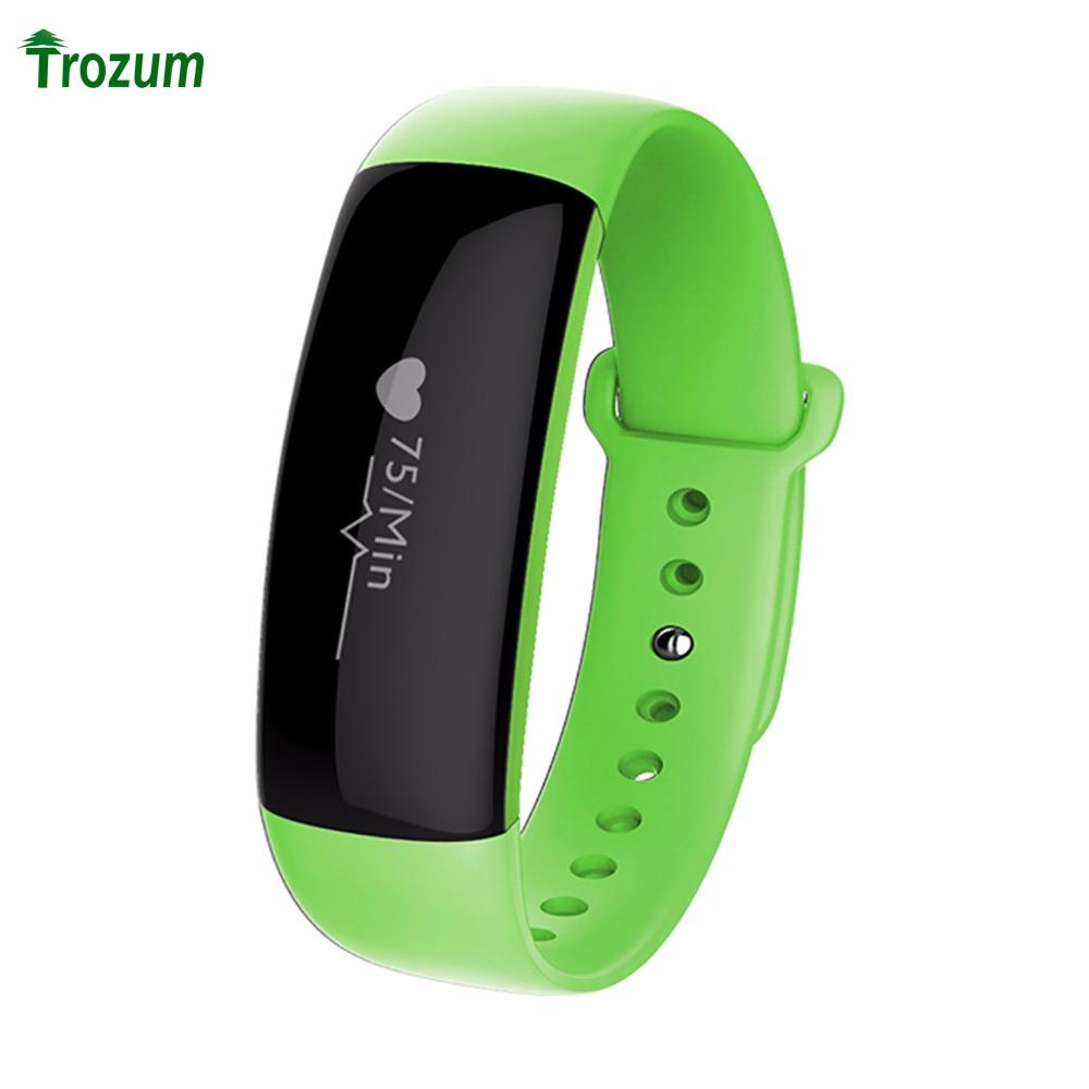 M88 Smart Bracelet Bluetooth 4 0 OLED Screen Waterproof blood pressure heart rate Monitor Smart Band