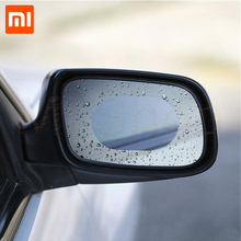 купить Original Xiaomi Mijia Guildford Car Rearview Mirror Protective Film Rainproof Anti Fog Protector Membrane waterproof stick недорого