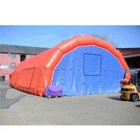 Fábrica personalizado Fantástico Tendas Infláveis Podem Ser Usados Para A Cabine