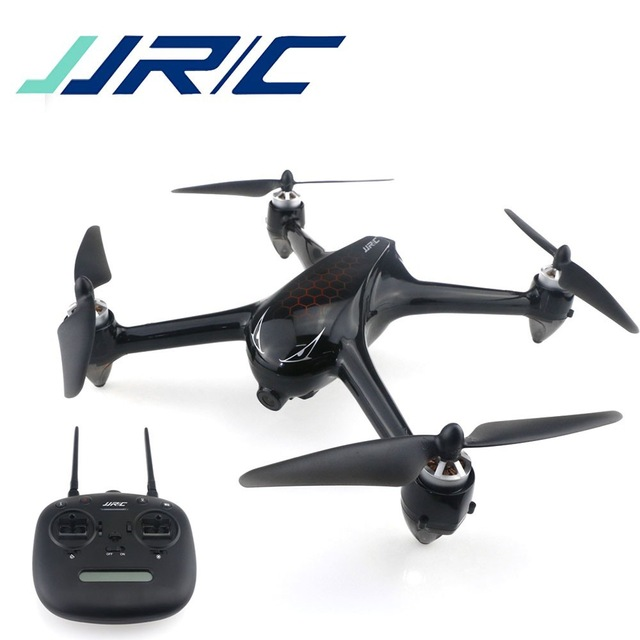 JJRC X8 GPS 5G WiFi 6 assige gyro FPV Met 1080P HD Camera Hoogte Hold Modus Borstelloze RC Drone Quadcopter RTF LED verlichting