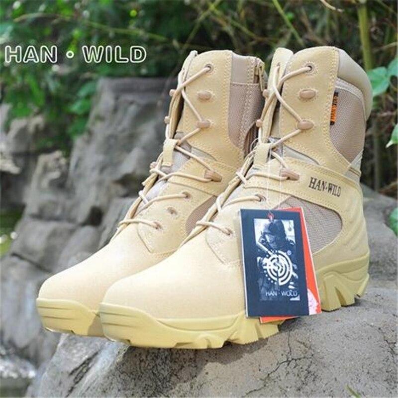 Men's Desert Military Tactical Boots All Season Army Boots Men Ankle Boots Men Outdoor Combat Botas Militares Sapatos Masculino пена монтажная mastertex all season 750 pro всесезонная