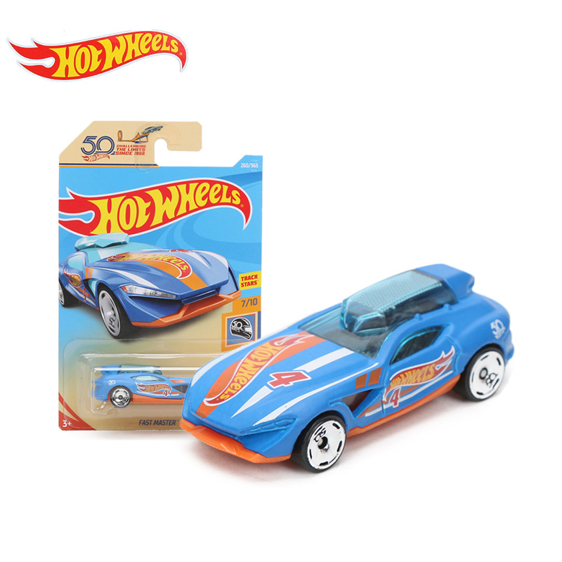 50th Anniversary Hot Wheels Cars Fast And Furious Diecast Cars 1:64 Alloy Sport Car Model Hotwheels Collection HW 50 RACE TEAM