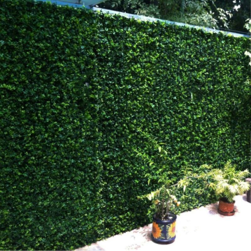Ev ve Bahçe'ten Yapay Bitkiler'de 6 adet 40x60 cm Yapay Çim Çim Bitkiler Plastik çim halı Sod Bahçe Dekorasyon Ev Süsler Duvar'da  Grup 1