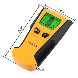 Image 2 - Floureon 3 In 1 Metal Detector Find Metal Wood Studs AC Voltage Live Wire Detect Wall Scanner Electric Box Finder Wall Detector