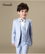 Boys Tuxedos Dinner Suits Formal Page Boy Slim Fit