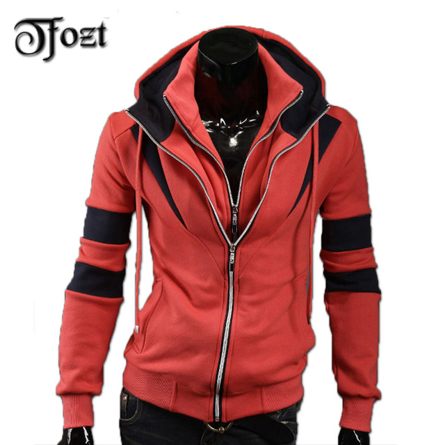 777476b851044 Plus Size Sports Hooded Jacket Casual Winter Jackets Hoody Sportswear  Assassins Creed Men s Clothing Hoodies Sweatshirts 25012