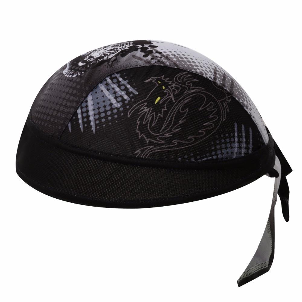 Xintown открытый Велоспорт шляпа Для мужчин Пиратская Бандана Велосипедный Спорт Sweatproof оголовье качество солнцезащитный крем дышащая Спортив...