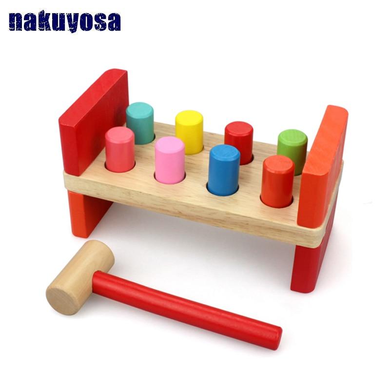 Montessori education 1 3 years old baby puzzle children ...