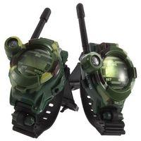1 пара игрушечные рации часы Walkie Talkie 7 в 1 Детские часы радио открытый домофон игрушка подарок для Chirlden 2 шт Новый