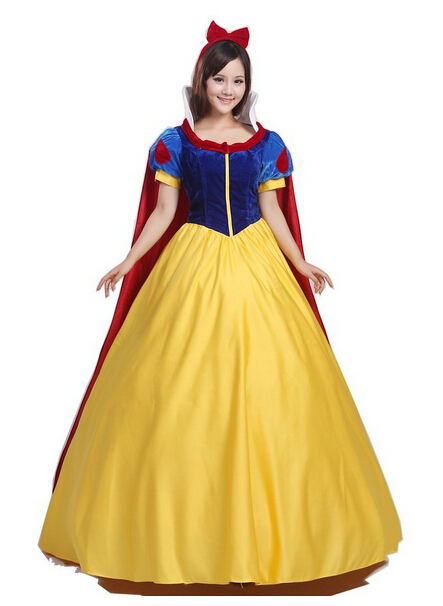 Women's Cosplay Dress Costume Custom Made Halloween Party Performance Adult