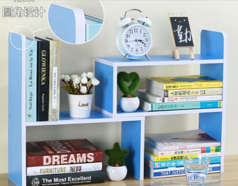 Güvenlik yuvarlak köşe tasarım DIY Ofis kitaplık Masası - Mobilya - Fotoğraf 2