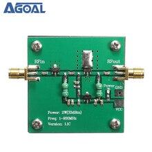 1 930MHz 2W RF de banda ancha módulo amplificador de potencia para transmisión de Radio FM HF VHF