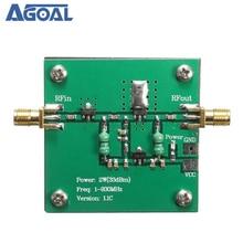 1 930MHz 2W szerokopasmowy RF moduł wzmacniacza mocy na potrzeby transmisji radiowej FM HF VHF