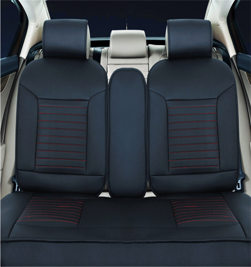 Danny Leather Car Seat Cover Universal Car Seat Cushion Luxury Car