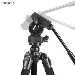 Professional video camera tripod hydraulic cloud platform photography single back tripod stand  CD50