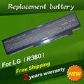 A3222-h23 batería del ordenador portátil para lg a305 a310 c500 cd500 r380 rb380 envío gratis