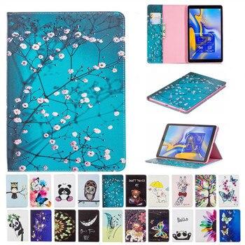 Flip Owl Bear Case For Samsung Galaxy Tab A A2 10.5